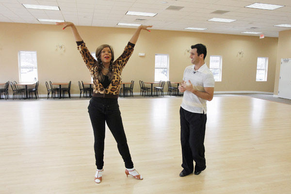 Wendy Williams, host of &#39;The Wendy Williams Show&#39; practices her grand finale with partner Tony Dovolani during rehearsal for season 12 of &#39;Dancing with the Stars,&#39; premieres on March 21 at 8 p.m. on ABC. <span class=meta>(Photo&#47;Lou Rocco)</span>