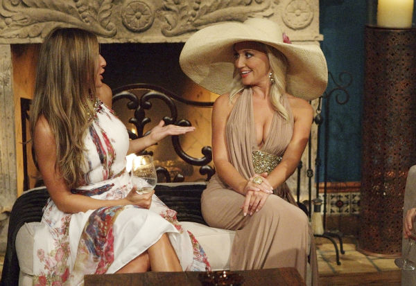 Amber B. and Holly appear in a scene from the premiere of the 16th season of ABC&#39;s &#39;The Bachelor,&#39; which airs on Jan. 2, 2012. In the episode, Ben Flajnik returns to the mansion for the first big cocktail party. He explains to Chris Harrison that, as painful as his experience was last season, he has no regrets. When Ben began his journey with Ashley, he was emotionally shut down due to his grief over his father&#39;s death. Ultimately, he was able to open himself up again to love. Because of that journey, he is a different man and ready to try and find love again.  <span class=meta>(ABC &#47; Rick Rowell)</span>