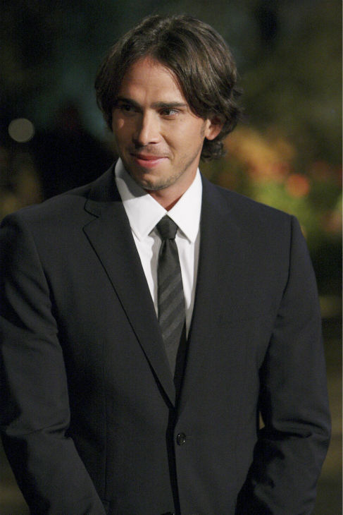 Ben Flajnik appears in a scene from the premiere of the 16th season of ABC's 'The Bachelor,' which airs on Jan. 2, 2012.