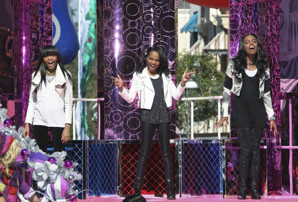 "<div class=""meta image-caption""><div class=""origin-logo origin-image ""><span></span></div><span class=""caption-text"">The McClain Sisters appear at the 2011 Disney Parks Christmas Day Parade at Disneyland in Anaheim, California, on Nov. 5, 2011. The show airs Christmas Day, at various times across the country, on ABC. (Disneyland / Paul Hiffmeyer)</span></div>"