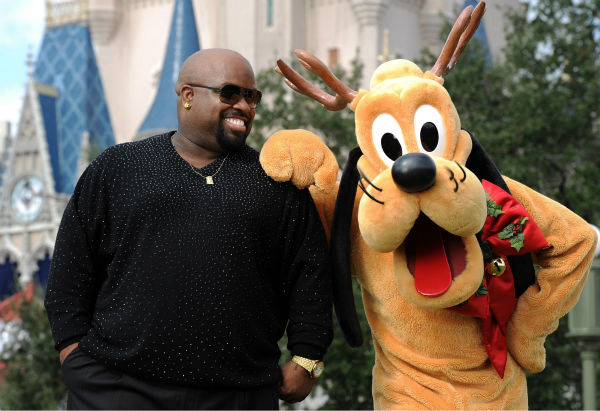 Cee Lo Green appears at the 2011 Disney Parks Christmas Day Parade at Walt Disney World&#39;s Magic Kingdom in Florida. The special airs Christmas Day, at various times across the country, on ABC.  <span class=meta>(Disney &#47; Mark Ashman)</span>