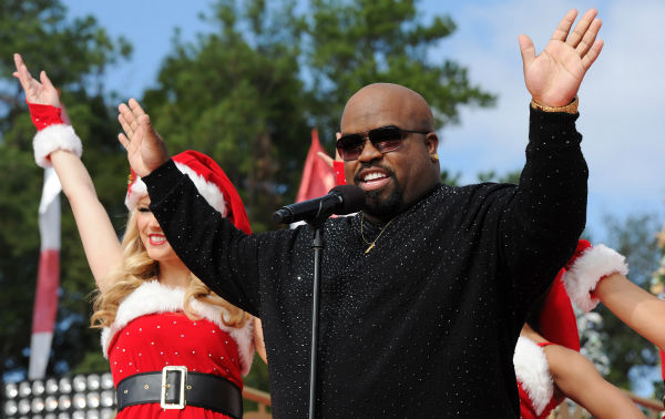 "<div class=""meta image-caption""><div class=""origin-logo origin-image ""><span></span></div><span class=""caption-text"">Cee Lo Green appears at the 2011 Disney Parks Christmas Day Parade at Walt Disney World's Magic Kingdom in Florida. The special airs Christmas Day, at various times across the country, on ABC.  (Disney / Mark Ashman)</span></div>"