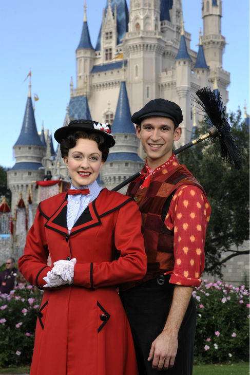 "<div class=""meta ""><span class=""caption-text "">Cast members playing characters from 'Mary Poppins' appear at the 2011 Disney Parks Christmas Day Parade at Walt Disney World's Magic Kingdom in Florida. The special airs Christmas Day, at various times across the country, on ABC.  (Disney / Mark Ashman)</span></div>"