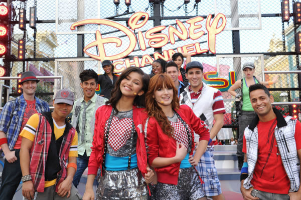 "<div class=""meta image-caption""><div class=""origin-logo origin-image ""><span></span></div><span class=""caption-text"">Zendaya Coleman and Bella Thorne from the 'Disney Channel' series 'Shake I Up!' appear at the 2011 Disney Parks Christmas Day Parade at Walt Disney World's Magic Kingdom in Florida. The special airs Christmas Day, at various times across the country, on ABC.  (Disney / Mark Ashman)</span></div>"