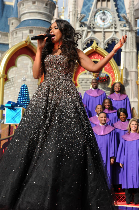 "<div class=""meta image-caption""><div class=""origin-logo origin-image ""><span></span></div><span class=""caption-text"">Jennifer Hudson appears at the 2011 Disney Parks Christmas Day Parade at Walt Disney World's Magic Kingdom in Florida. The special airs Christmas Day, at various times across the country, on ABC.  (Disney / Mark Ashman)</span></div>"