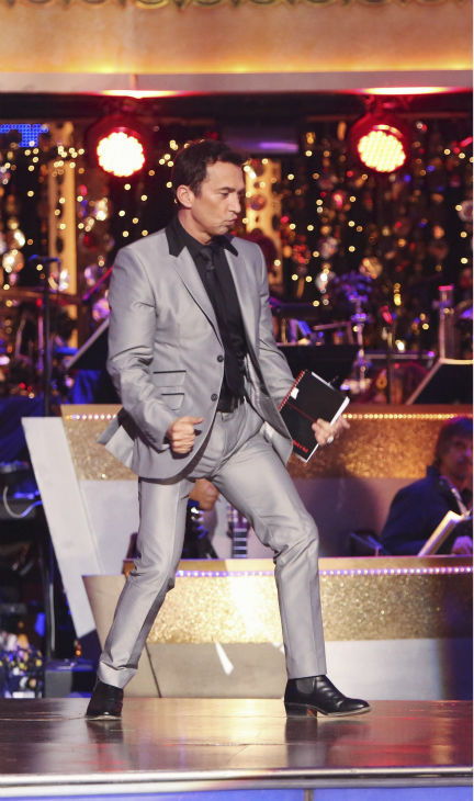Judge Bruno Tonioli appears on &#39;Dancing With The Stars: All-Stars&#39; on October 15, 2012.  <span class=meta>(ABC Photo &#47; Adam Taylor)</span>