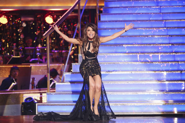 Guest judge Paula Abdul appears on 'Dancing With...