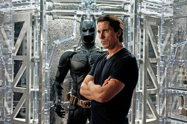 "<div class=""meta ""><span class=""caption-text "">Christian Bale appears as Batman in 'The Dark Knight Rises,' set to hit theaters on July 20, 2012.  (Warner Bros. Pictures/Ron Phillips)</span></div>"