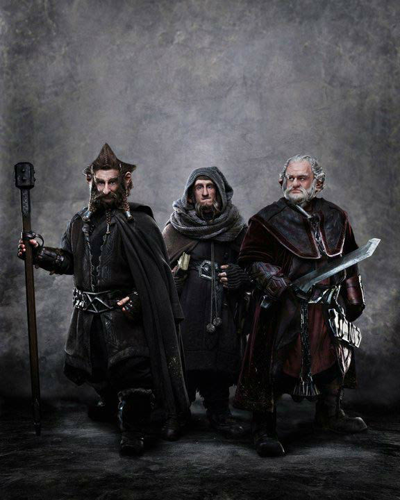 "<div class=""meta ""><span class=""caption-text "">Jed Brophy appears as Nori, Adam Brown as Ori and Mark Hadlow as Dori in a promotional photo for 'The Hobbit: An Unexpected Journey,' a 2012 Warner Bros. Pictures release. It is the first of a three-part prequel to the hit 'Lord of the Rings' franchise. (New Line Cinema / MGM / James Fisher)</span></div>"