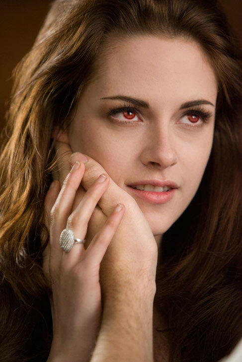Kristen Stewart appears in a scene from the 2012 movie 'Twilight: Breaking Dawn - Part 2,' which opens in theaters on November 16, 2012.