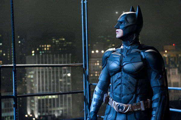Christian Bale appears as Batman in &#39;The Dark Knight Rises,&#39; set to hit theaters on July 20, 2012. <span class=meta>(Warner Bros. Pictures&#47;Ron Phillips)</span>