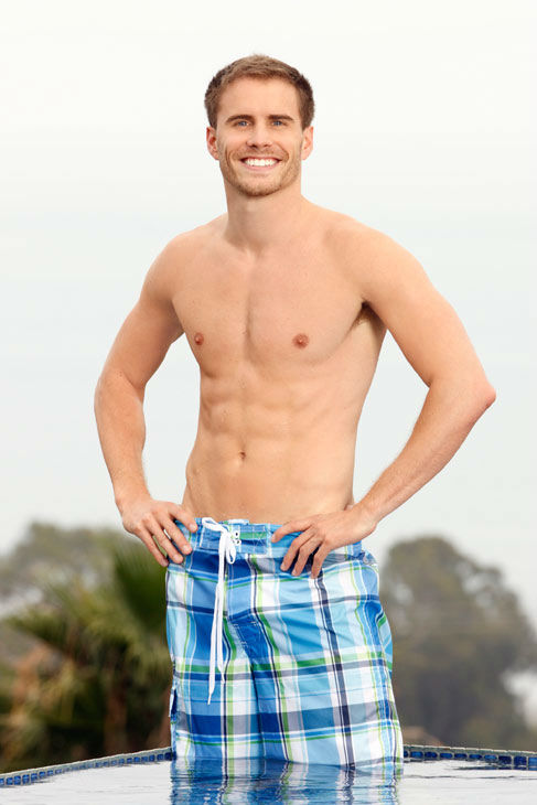 "<div class=""meta ""><span class=""caption-text "">'Bachelor Pad' contestant Michael Stagliano, who appeared on 'The Bachelorette' season 5 and 'Bachelor Pad 2,' competes for $250,000 in season 3 of ABC's reality show spin-off. 'Bachelor Pad' premieres on July 23, 2012 at 8 p.m. ET on ABC.  (ABC Photo/ Craig Sjodin)</span></div>"