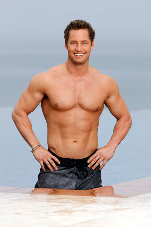 &#39;Bachelor Pad&#39; contestant Nick Peterson, who appeared on &#39;The Bachelorette&#39; season 7, competes for &#36;250,000 in season 3 of ABC&#39;s reality show spin-off. &#39;Bachelor Pad&#39; premieres on July 23, 2012 at 8 p.m. ET on ABC. <span class=meta>(ABC Photo&#47; Craig Sjodin)</span>