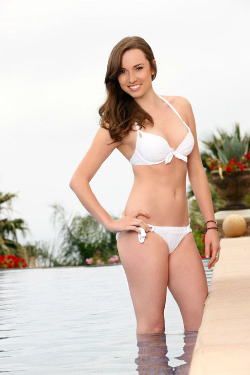 &#39;Bachelor Pad&#39; contestant Paige Vigil, who is a Jumbo Tron operator and &#39;super fan&#39; of &#39;The Bachelor&#39; franchise, competes for &#36;250,000 in season 3 of ABC&#39;s reality show spin-off. &#39;Bachelor Pad&#39; premieres on July 23, 2012 at 8 p.m. ET on ABC. <span class=meta>(ABC Photo&#47; Craig Sjodin)</span>