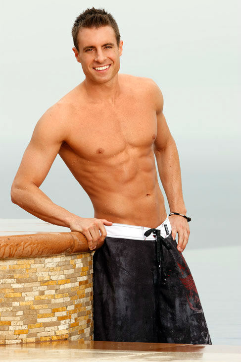 &#39;Bachelor Pad&#39; contestant Tony Pieper, who appeared on &#39;The Bachelorette&#39; season 8, competes for &#36;250,000 in season 3 of ABC&#39;s reality show spin-off. &#39;Bachelor Pad&#39; premieres on July 23, 2012 at 8 p.m. ET on ABC. <span class=meta>(ABC Photo&#47; Craig Sjodin)</span>