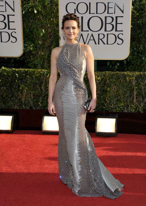 "<div class=""meta ""><span class=""caption-text "">Carla Gugino arrives at the 70th Annual Golden Globe Awards at the 70th Annual Golden Globe Awards at the Beverly Hilton Hotel on Sunday Jan. 13, 2013, in Beverly Hills, Calif. (Photo/John Shearer)</span></div>"