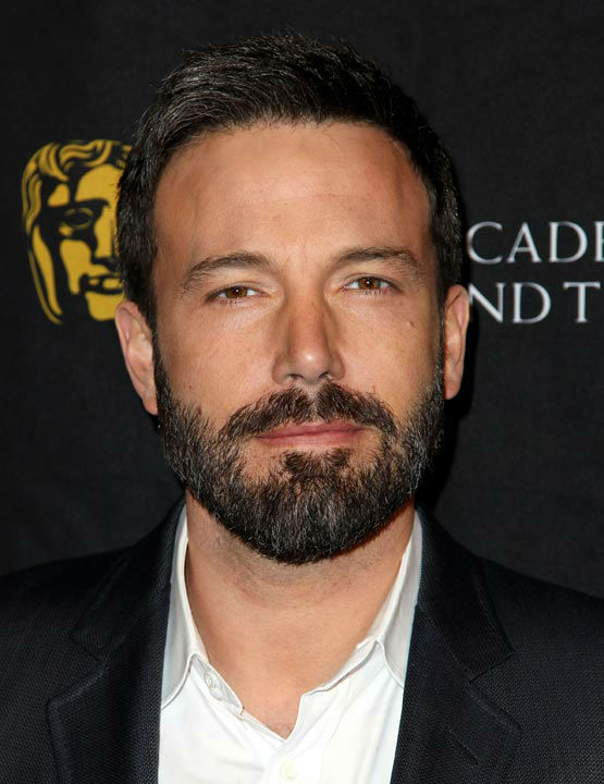 Ben Affleck, whose film 'Argo' is nominated for an Oscar for Best Picture, arrives at the BAFTA Awards Season Tea Party at The Four Seasons Hotel on Saturday, Jan. 12, 2013, in Los Angeles.