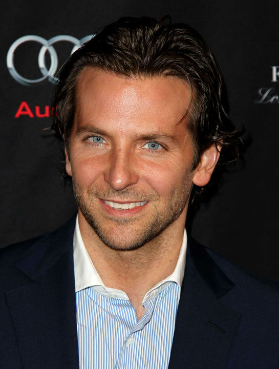 Oscar nominee Bradley Cooper arrives at the...