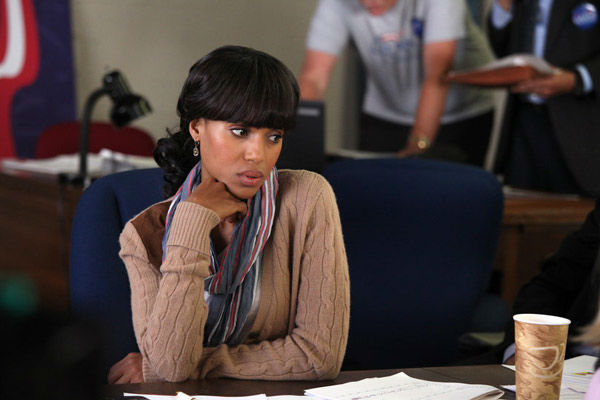 Kerry Washington appears in &#39;Scandal&#39; season 2, episode 11, which aired on Jan. 17, 2013. <span class=meta>(ABC&#47;RICHARD CARTWRIGHT)</span>