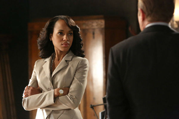 "<div class=""meta ""><span class=""caption-text "">Kerry Washington appears in the 'Scandal' season 2 episode 'Truth or Consequences,' which aired on Jan. 31, 2013. (ABC/Danny Feld)</span></div>"
