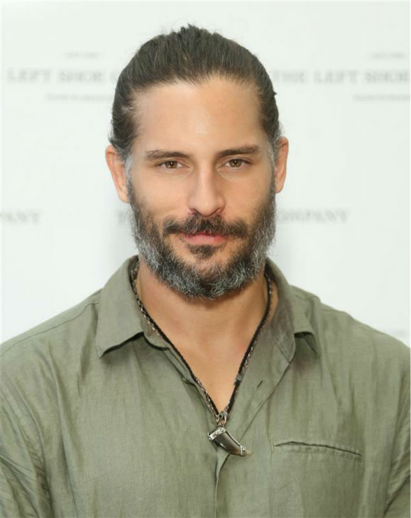 The &#39;An-Eye-For-An-Eye-A-Tooth-For-A-Tooth&#39; stare: Joe Manganiello appears the the Left Shoe Company&#39;s private preview party for its new store on Melrose Ave. in Hollywood, California on June 10, 2013. <span class=meta>(Sara Jaye Weiss &#47; Startraksphoto.com)</span>