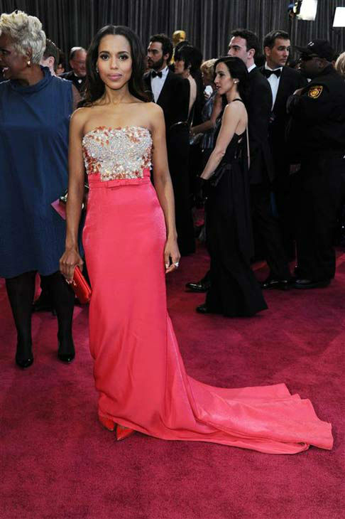 Kerry Washington appears at the 85th annual Academy Awards in Los Angeles, California on Feb. 24, 2013.  <span class=meta>(Noel Crawford &#47; startraksphoto.com)</span>