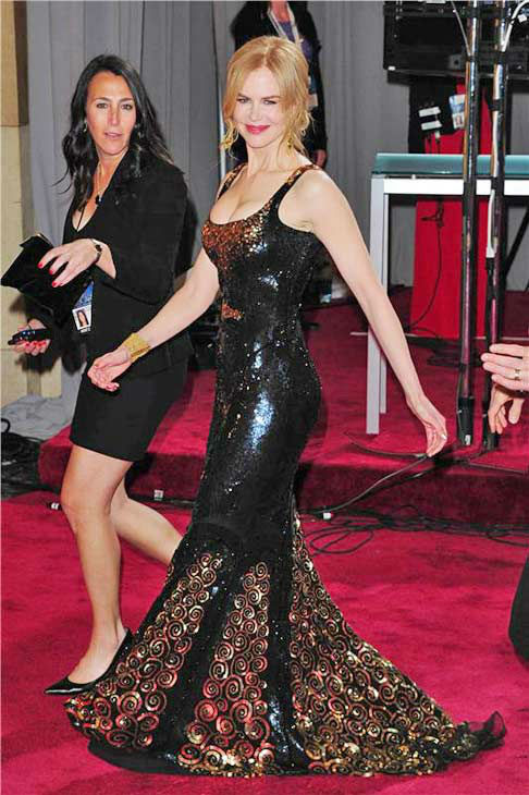 Nicole Kidman appears at the 85th Academy Awards on Feb. 24, 2013. <span class=meta>(KYLE ROVER&#47;startraksphoto.com)</span>