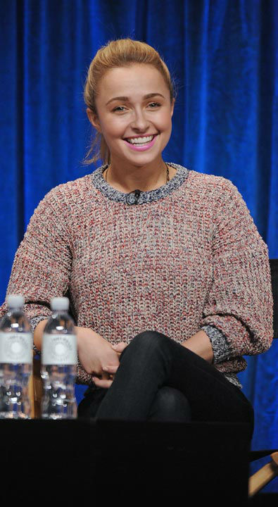 Photo of Hayden Panettiere during the Paley Center for Media&#39;s PaleyFest, honoring the cast of &#39;Nashville&#39; at the Saban Theatre, Saturday March 9, 2013 in Los Angeles, California. <span class=meta>(Photo&#47;Kevin Parry for Paley Center for Media)</span>