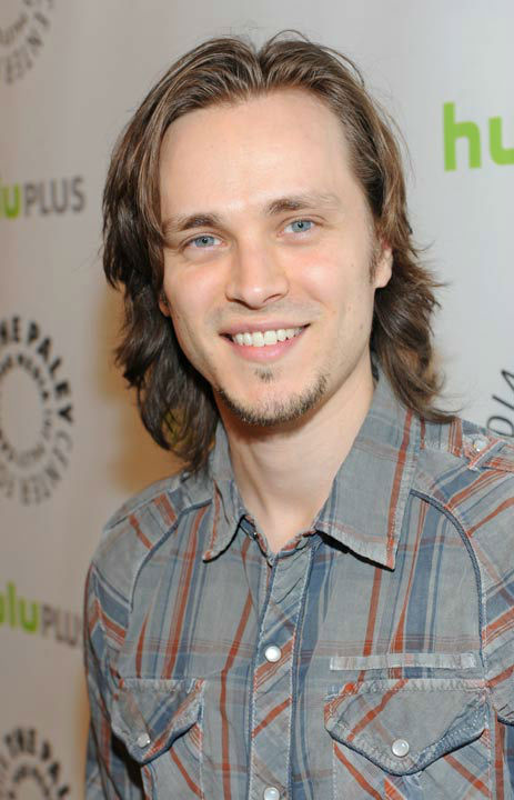 Photo of Jonathan Jackson during the Paley...