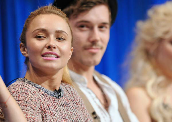Photo of Hayden Panettiere during the Paley...