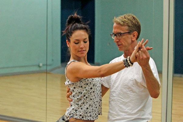 "<div class=""meta image-caption""><div class=""origin-logo origin-image ""><span></span></div><span class=""caption-text"">'Dancing With The Stars' season 16 cast members Andy Dick and partner Sharna Burgess rehearse ahead of the premiere on March 18, 2013. (ABC Photo/ Rick Rowell)</span></div>"