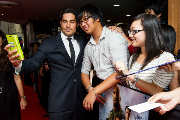 "<div class=""meta image-caption""><div class=""origin-logo origin-image ""><span></span></div><span class=""caption-text"">DJ Cotrona arrives at 'G.I.Joe: Retaliation' Australian premiere at Event Cinemas George Street on March 14, 2013 in Sydney, Australia. (Caroline McCredie / Getty Images for Paramount Pictures)</span></div>"