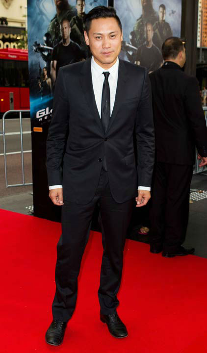 "<div class=""meta ""><span class=""caption-text "">Jon M. Chu arrives at 'G.I.Joe: Retaliation' Australian premiere at Event Cinemas George Street on March 14, 2013 in Sydney, Australia. (Caroline McCredie / Getty Images for Paramount Pictures)</span></div>"