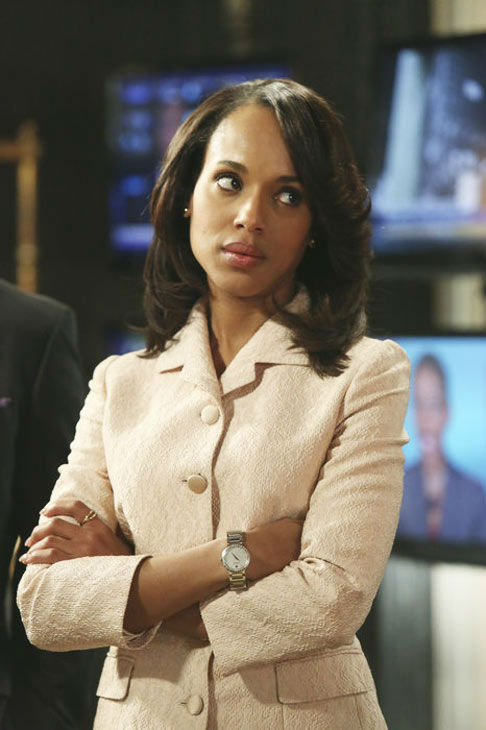 Kerry Washington appears in the &#39;Scandal&#39; season 2 episode &#39;Snake in the Garden,&#39; which aired on March 28, 2013. <span class=meta>(ABC&#47;Danny Feld)</span>