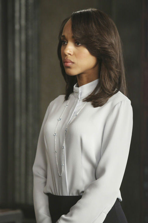 "<div class=""meta ""><span class=""caption-text "">Kerry Washington appears in the 'Scandal' season 2 episode 'Snake in the Garden,' which aired on March  28, 2013. (ABC/Danny Feld)</span></div>"