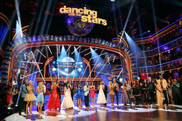 "<div class=""meta ""><span class=""caption-text "">The cast of 'Dancing With The Stars' appear in a photo from the group prom dance on April 1, 2013.  (ABC Photo/ Adam Taylor)</span></div>"