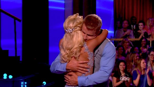 "<div class=""meta image-caption""><div class=""origin-logo origin-image ""><span></span></div><span class=""caption-text"">Former 'Bachelor' star Sean Lowe and his partner Peta Murgatroyd received 20 out of 30 points from the judges for their Viennese Waltz during week 4 of season 16 of 'Dancing With The Stars,' which aired on April 8, 2013. (ABC)</span></div>"