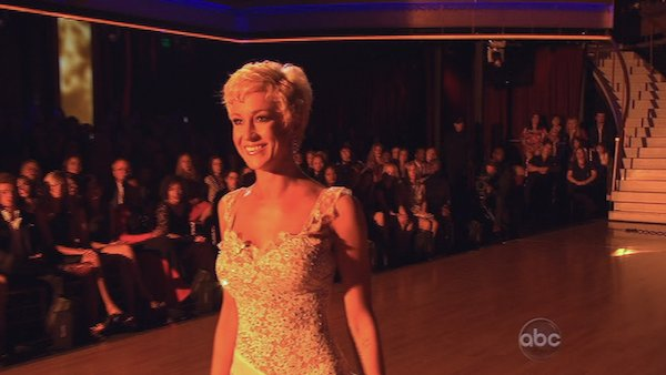 "<div class=""meta ""><span class=""caption-text "">Kellie Pickler and partner Derek Hough received 26 out of 30 points from the judges for their Rumba during week 4 of season 16 of 'Dancing With The Stars,' which aired on April 8, 2013. (ABC)</span></div>"