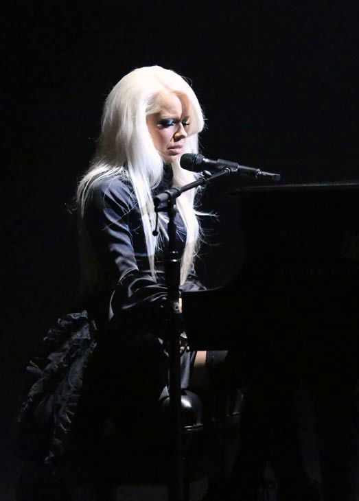 The second 'Macy's Stars of Dance' of the season featured Kerli performing her single 'Love Me or Leave Me' on 'Dancing With The Stars: The Results Show' on April 16, 2013.