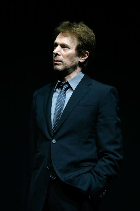Producer Jerry Bruckheimer speaks at The Walt Disney Studios Motion Pictures presentation to promote his upcoming film, &#39;The Lone Ranger&#39; at Caesars Palace during CinemaCon, the official convention of the National Association of Theatre Owners on April 17, 2013 in Las Vegas, Nevada. <span class=meta>(Photo&#47;Isaac Brekken&#47;Walt Disney Studios)</span>