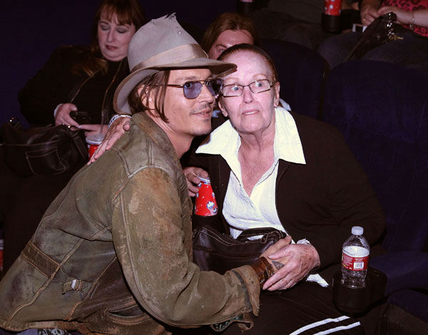 "<div class=""meta image-caption""><div class=""origin-logo origin-image ""><span></span></div><span class=""caption-text"">Actor Johnny Depp greets fans of all ages gathered at 'The Lone Ranger' fan event and global trailer launch at the AMC Town Square 18 theatres on April 17, 2013 in Las Vegas, Nevada.   (Photo/Isaac Brekken/Walt Disney Studios)</span></div>"