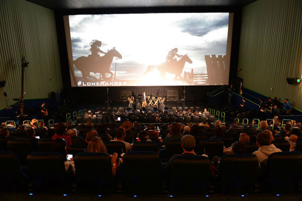 Fans of all ages gather to attend &#39;The Lone Ranger&#39; fan event and global trailer launch at the AMC Town Square 18 theatres on April 17, 2013 in Las Vegas, Nevada. <span class=meta>(Photo&#47;Walt Disney Studios)</span>
