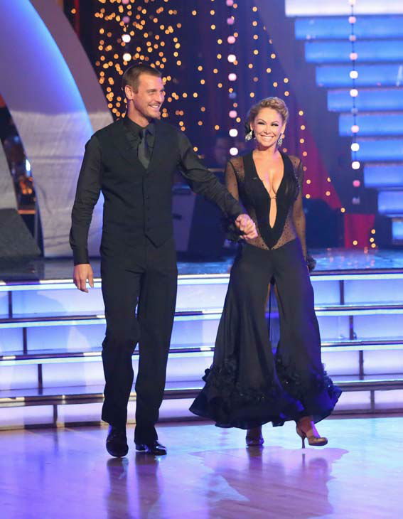 Ingo Rademacher appears on &#39;Dancing With The Stars&#39; on April 22, 2013. <span class=meta>(ABC Photo&#47; Adam Taylor)</span>