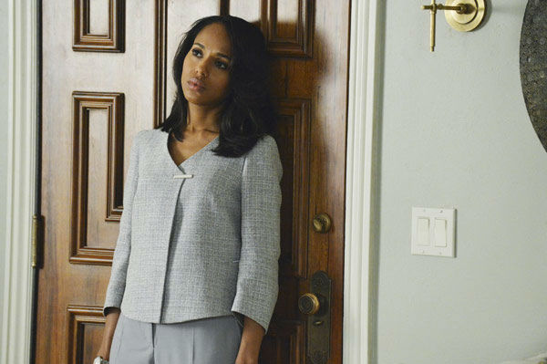 "<div class=""meta ""><span class=""caption-text "">Kerry Washington appears in the 'Scandal' season 2 episode 'A Woman Scorned,' which aired on May 2, 2013. (ABC/Eric McCandless)</span></div>"