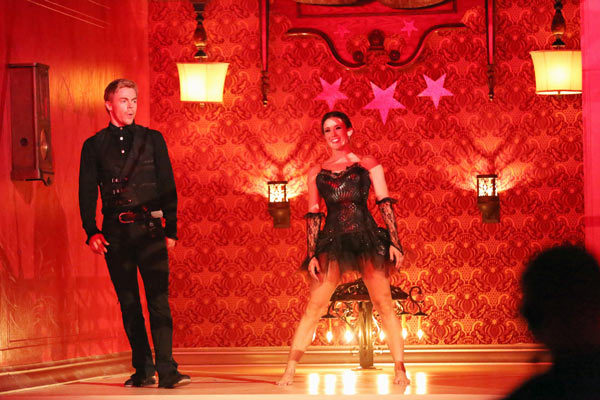 "<div class=""meta ""><span class=""caption-text "">'Macy's Stars of Dance' returns for its final installment, which features Derek Hough and Jaimie Goodwin, on 'Dancing With The Stars: The Results Show' on May 7, 2013. (ABC Photo/ Adam Taylor)</span></div>"
