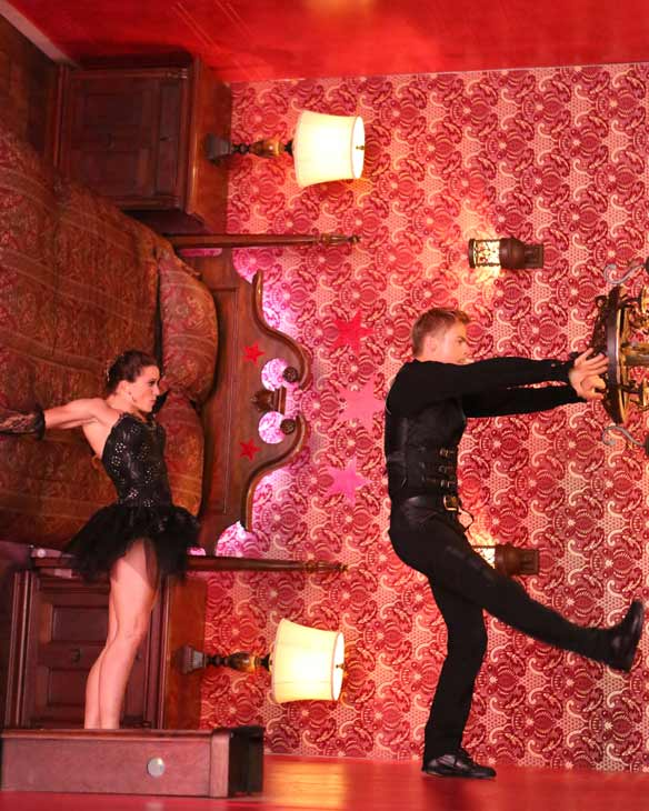 &#39;Macy&#39;s Stars of Dance&#39; returns for its final installment, which features Derek Hough and Jaimie Goodwin, on &#39;Dancing With The Stars: The Results Show&#39; on May 7, 2013. <span class=meta>(ABC Photo&#47; Adam Taylor)</span>