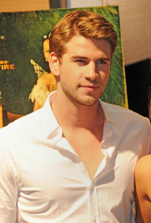 "<div class=""meta ""><span class=""caption-text "">Liam Hemsworth appears at 'The Hunger Games: Catching Fire' photocall at the 2013 Cannes Film Festival at Majestic Barierre on May 18, 2013 in Cannes, France. (Dave M. Benett / Getty Images for Lionsgate)</span></div>"
