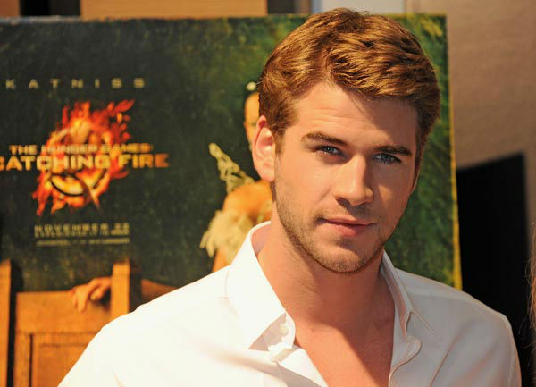 Liam Hemsworth appears at &#39;The Hunger Games: Catching Fire&#39; photocall at the 2013 Cannes Film Festival at Majestic Barierre on May 18, 2013 in Cannes, France. <span class=meta>(Dave M. Benett &#47; Getty Images for Lionsgate)</span>