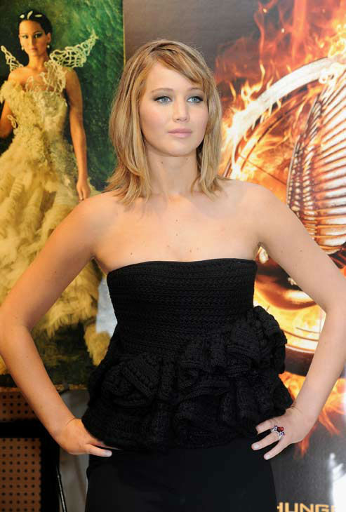 "<div class=""meta image-caption""><div class=""origin-logo origin-image ""><span></span></div><span class=""caption-text"">Jennifer Lawrence appears at 'The Hunger Games: Catching Fire' photocall at the 2013 Cannes Film Festival at Majestic Barierre on May 18, 2013 in Cannes, France. (Dave M. Benett / Getty Images for Lionsgate)</span></div>"
