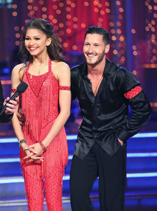 "<div class=""meta ""><span class=""caption-text "">'Shake It Up' actress Zendaya and partner Val Chmerkovskiy danced the Samba on week 10 of 'Dancing With The Stars' on May 20, 2013. They received 30 out of 30 points from the judges. (ABC Photo/ Adam Taylor)</span></div>"
